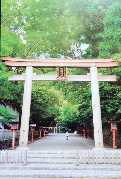 枚岡神社・平成令和の大造営記念 (6)