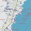 Photos: コース地図
