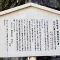 Photos: 明智光秀の妻・熙子を詠んだ芭蕉句碑 (2)