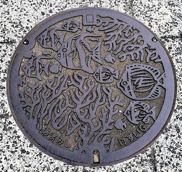 894-0000奄美市のマンホール