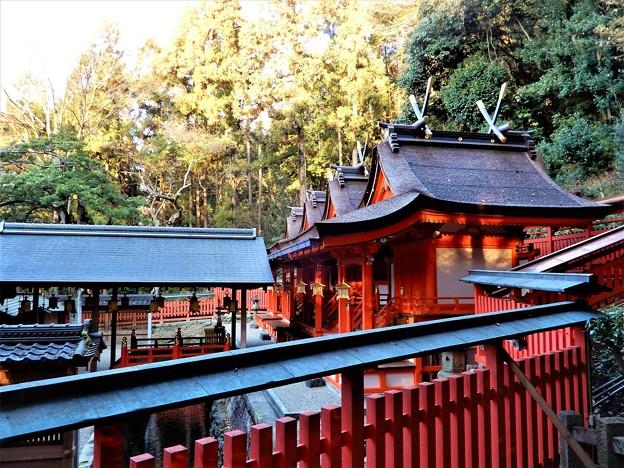 枚岡神社本殿