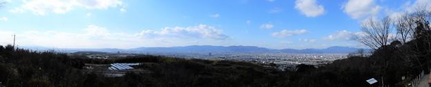 大岩山展望所からの眺望 (1)