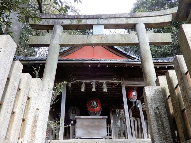 大岩神社 (2)