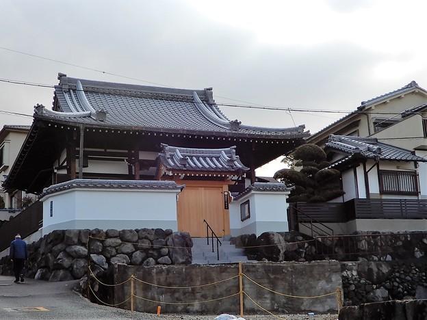 門前の言葉の寺 (1)