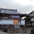 Photos: 門前の言葉の寺 (1)
