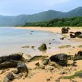 Photos: 南風見田の浜