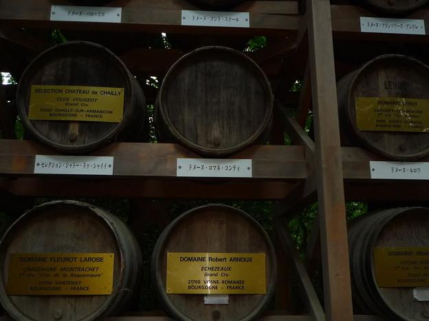 明治神宮 奉献の葡萄酒