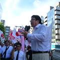 Photos: 反天連への抗議活動