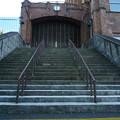 日比谷公会堂 ユリ熊嵐の舞台