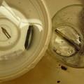 Photos: カクノ透明軸の分解洗浄3
