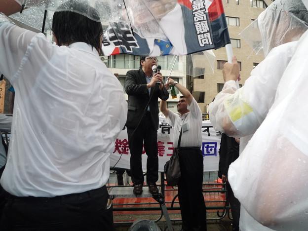 Photos: 桜井誠党首