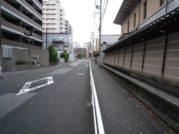 アニメ「citrus」通学路