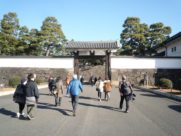 3 お正月の桜田門