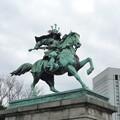 Photos: 東京の顔 大英雄楠木正成公銅像