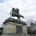 Photos: 大英雄の銅像