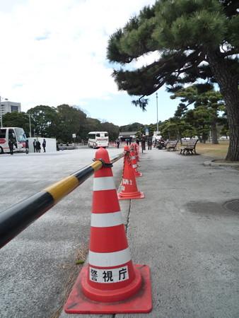 奥に桜田門