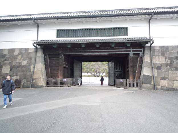お正月の桜田門