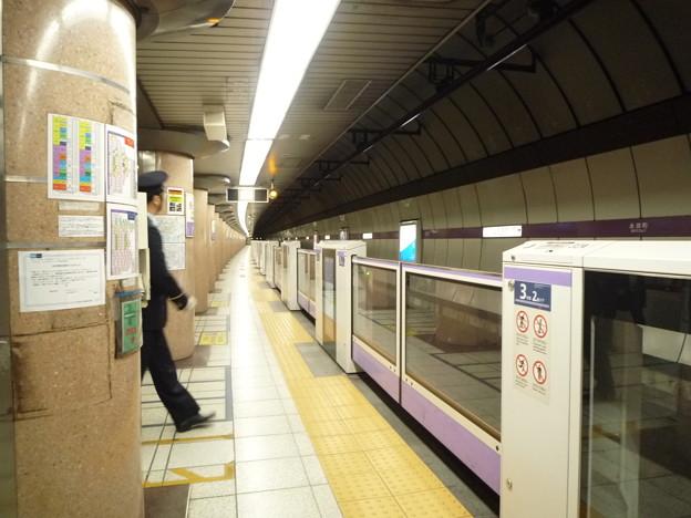 永田町で半蔵門線に乗り換えて九段下へ