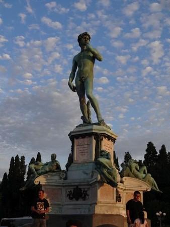 ヨーロッパ横断鉄道旅行−第10弾(フィレンツェ→ローマ)(2)