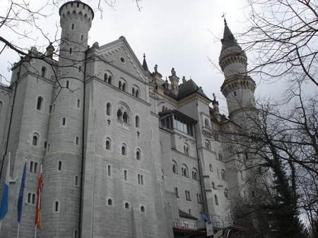 ノイシュヴァンシュタイン城(2)