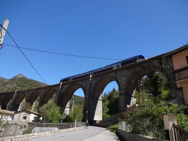 Photos: タンド鉄道橋