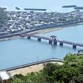 Photos: 肱川の河口・長浜町