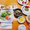 写真: ホテル千畳敷ディナー