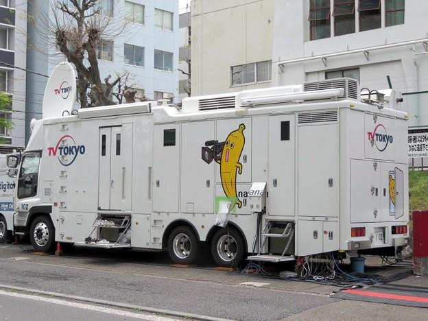 115 テレビ東京 102