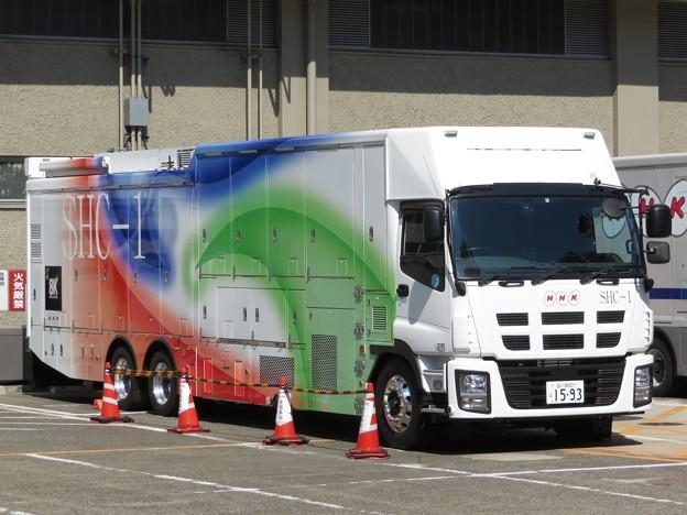 写真: 006 NHK SHC-1