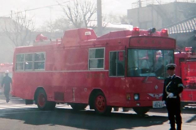 268 東京消防庁 大森防災機動車