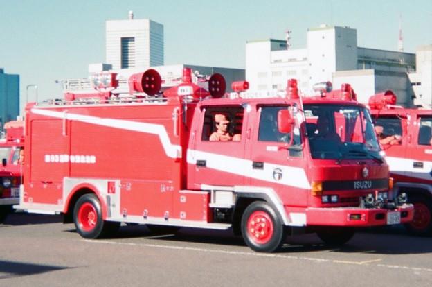 226 東京消防庁 青梅救助工作車