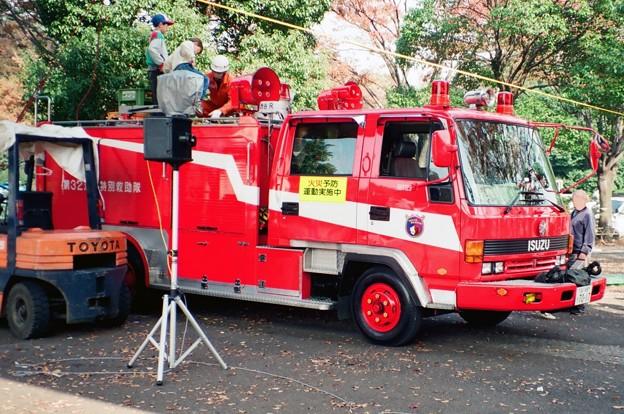 246 東京消防庁 渋谷救助工作車