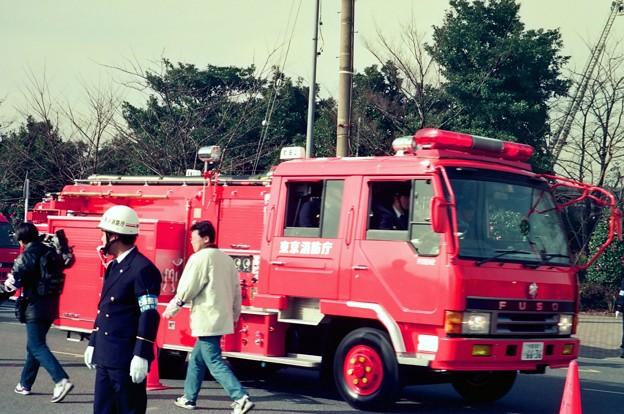 336 東京消防庁 町田2水槽付ポンプ車