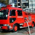 291 東京消防庁 新町2水槽付ポンプ車
