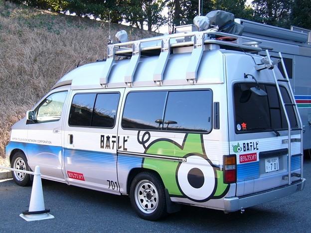 Photos: 718 日本テレビ 701
