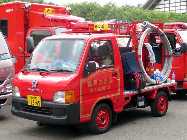 827 横浜市鶴見消防団 第八分団第2班