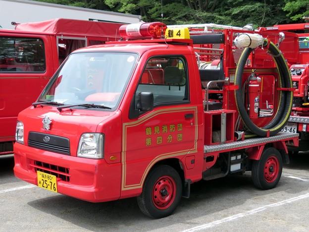 417 横浜市鶴見消防団 第四分団第1班?