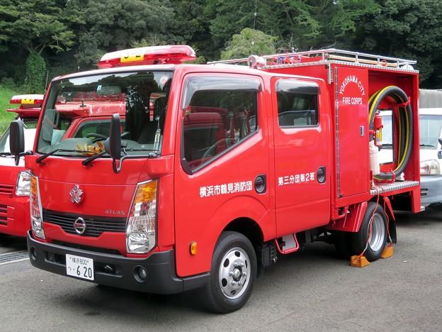 322 横浜市鶴見消防団 第三分団第2班