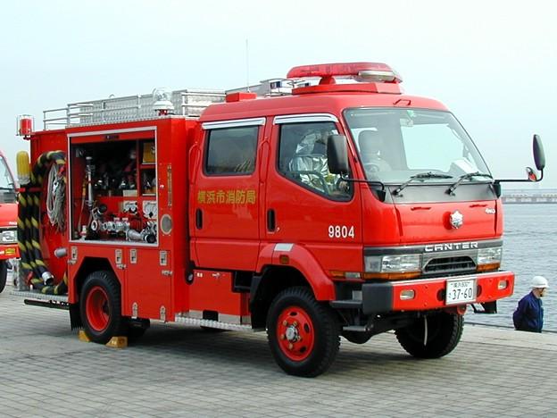 277 横浜市消防局 岡津小型ポンプ車