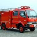 275 横浜市消防局 港南第1小型ポンプ車