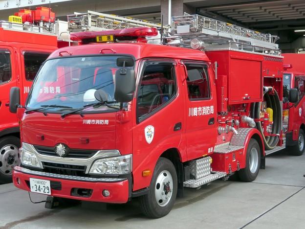 317 川崎市消防局 臨港1小型ポンプ車