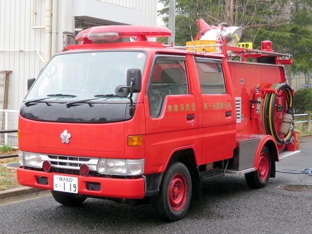 198 横浜市青葉消防団 第一分団第10班