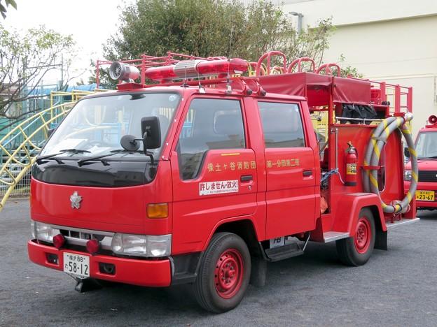127 横浜市保土ケ谷消防団 第一分団第2班