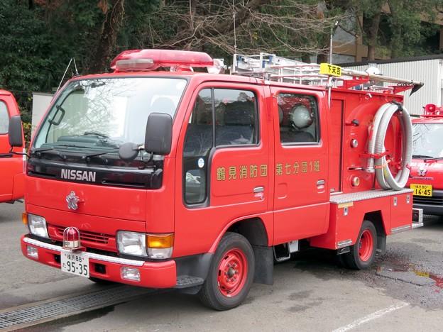 717 横浜市鶴見消防団 第七分団第1班