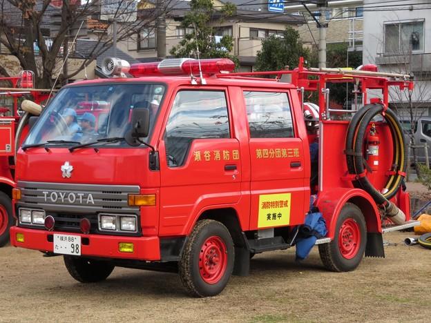437 横浜市瀬谷消防団 第四分団第3班