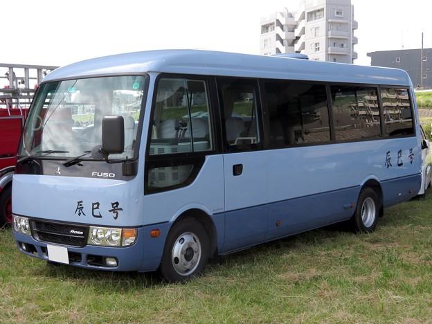 362 川崎市消防局 総務部施設装備課装備係 人員輸送車 辰巳号