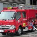 307 川崎市消防局 子母口1小型ポンプ車