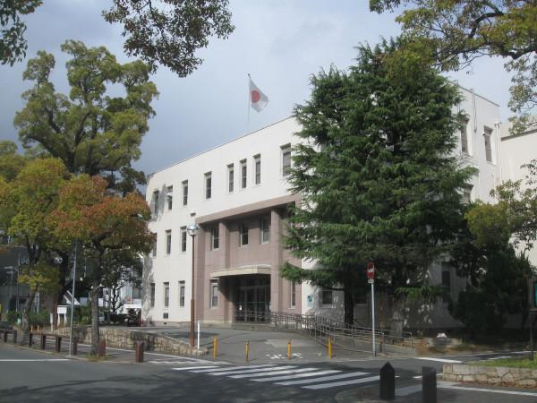 写真: 庁舎