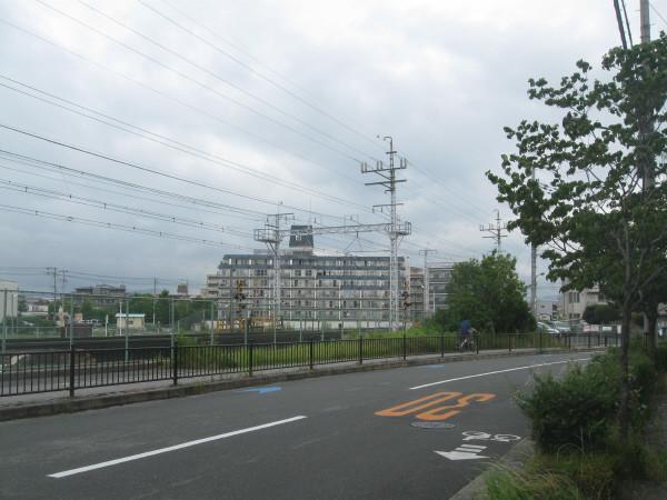奈良街道上三番