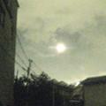 写真: 月光